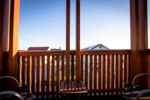 Ferienwohnung Barbara Rust Balkon